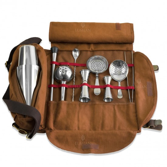 Kit Atena Silver + Roll Up