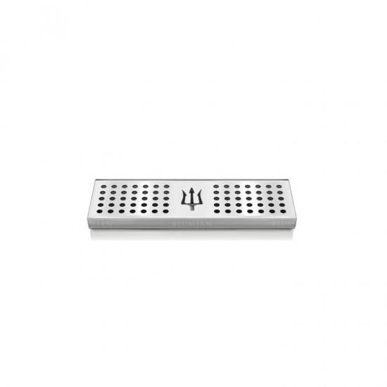 Bar Mat Acciaio Inox | Mitra 30 cm