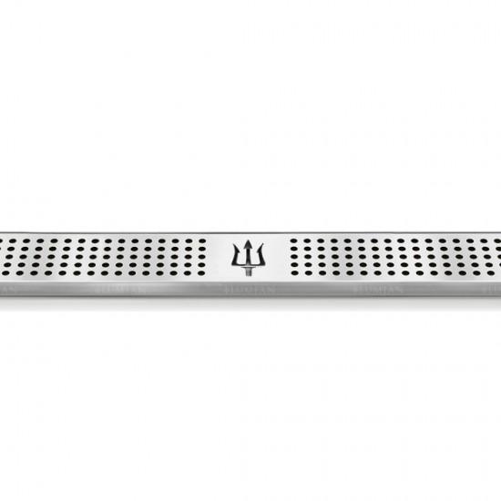 Bar Mat Acciaio Inox | Mitra 90 cm