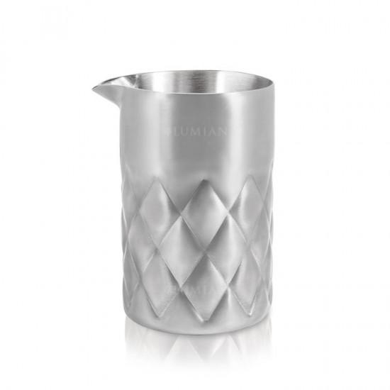 Narita Mixing Glass Inox | 600 ml Argento
