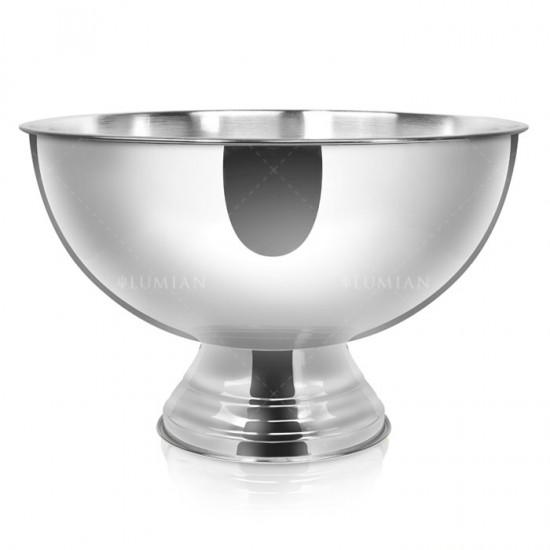 Erema | Champagne Bucket 8 lt | Argento
