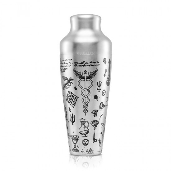 Chrono Alchemy 550 | Shaker Parisienne | 550 ml Argento