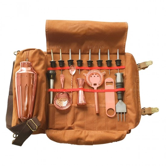 Kit Minerva Copper + Roll Up