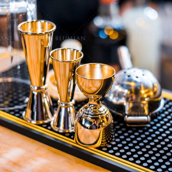 Bar Mat | Gold