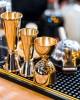 Bar Mat   Gold